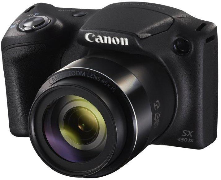 Canon PowerShot SX430 IS Black