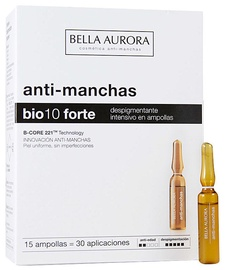 Bella Aurora Bio10 Forte Anti Dark Spot Ampoules 15x2ml