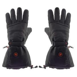 Glovii Heated Leather Ski Gloves L