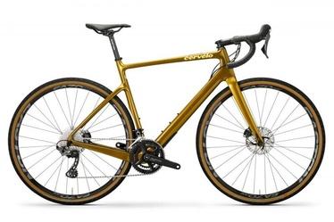 "Jalgratas Cervelo Aspero Disc GRX L Green/Yellow, 29"""