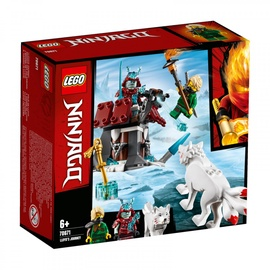 Lego Blocks Ninjago Lloyd journey 70671