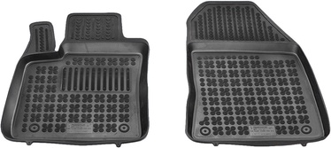 REZAW-PLAST Ford Transit Courier 2014 Front Rubber Floor Mats