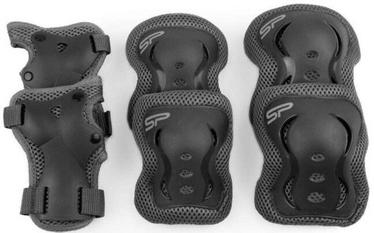 Spokey Shield Protective Pad Set Black L