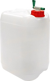 Diana Can with Tap 20l White