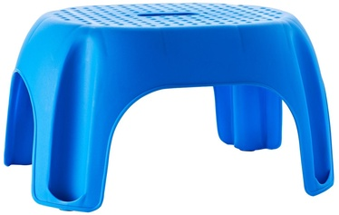 Ridder Footstool Blue