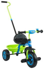 Milly Mally Turbo Tricycle Blue / Green