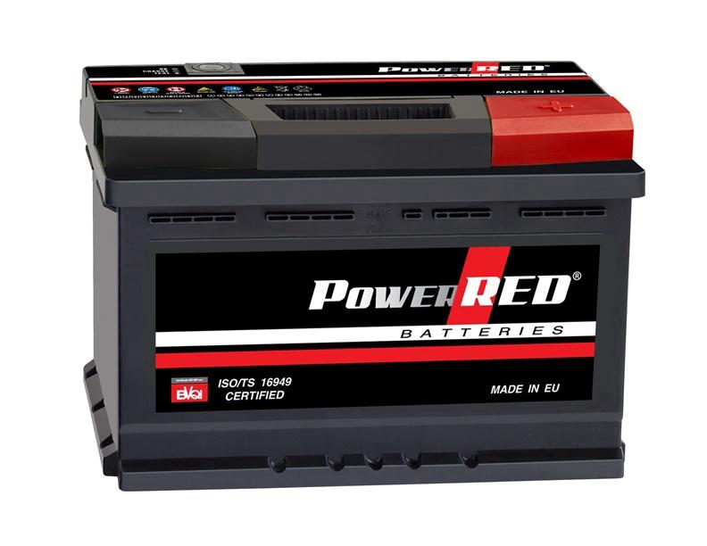 Autoaku Power Red LB3, 70 Ah, 640 A, 12 V
