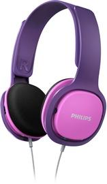 Kõrvaklapid Philips SHK2000PK/00 Purple/Pink