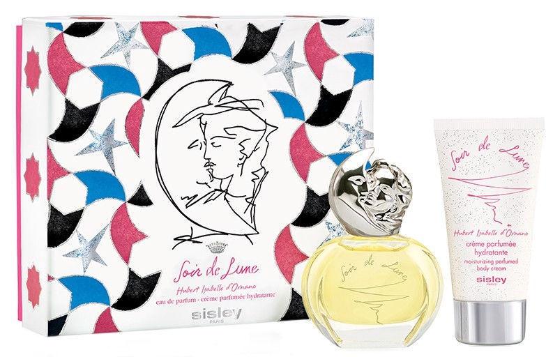 Sisley Soir De Lune 100ml EDP + 150ml Body Cream New Design