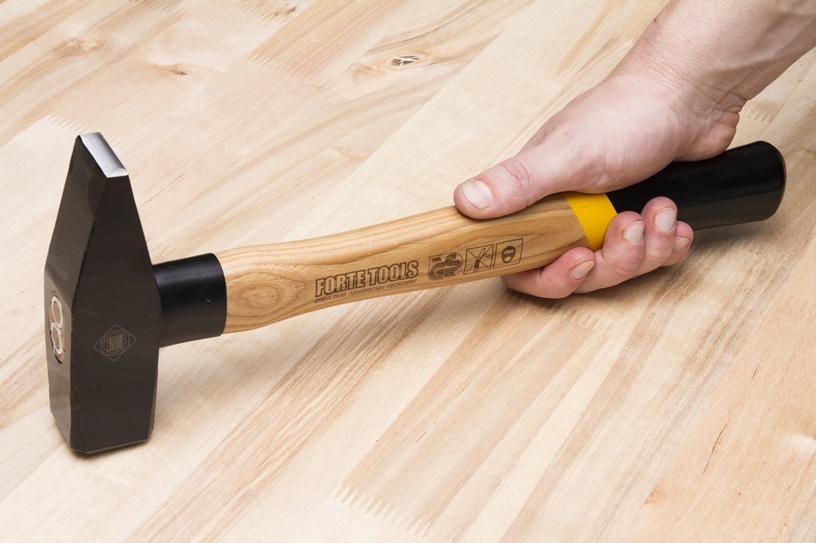 Lukksepa haamer Forte Tools EN1000HS, 1.0kg