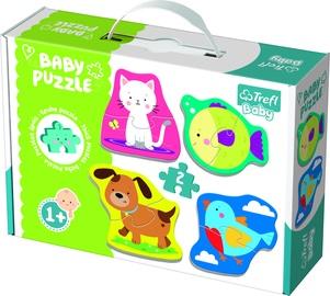 Trefl Baby Baby Puzzle Animals 36074