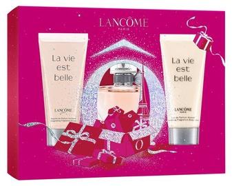 Komplekt naistele Lancome La Vie Est Belle 30 ml EDP + 50 ml Shower Gel + 50 ml Body Lotion New Design