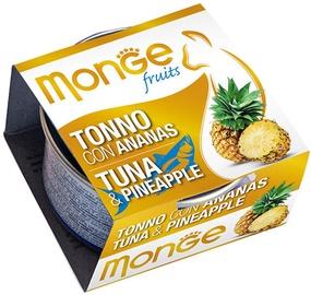 Monge Fruits Tuna & Pineapple 80g