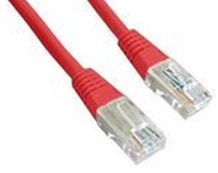 Gembird CAT 5e Patch Cable Red 0.25m