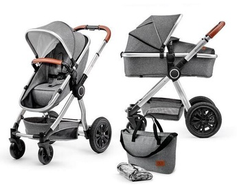 KinderKraft Veo 2in1 Grey