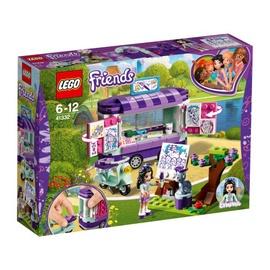 Konstruktor LEGO Friends, Emma kunstistends 41332