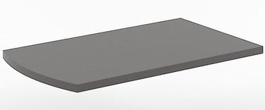 Skyland V 301 Desk Extension 90x80cm Wenge Magic