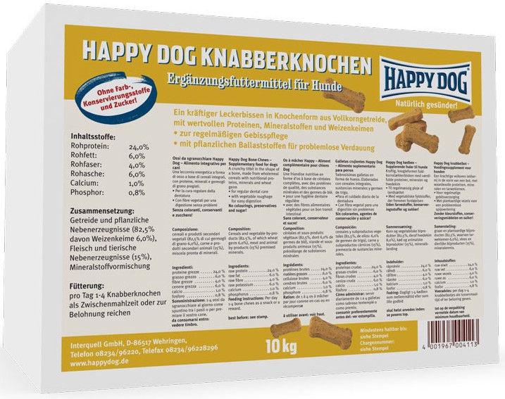 Happy Dog Cano Knabberknochen Beef 10kg