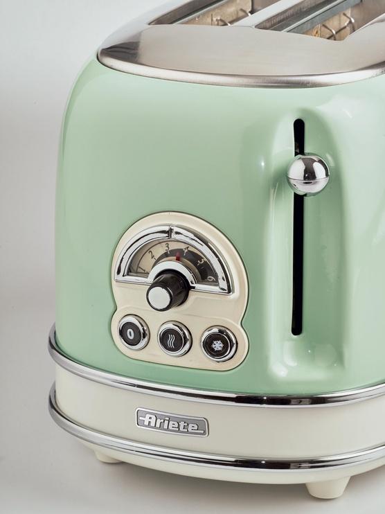 Тостер Ariete 155/04 Vintage Green
