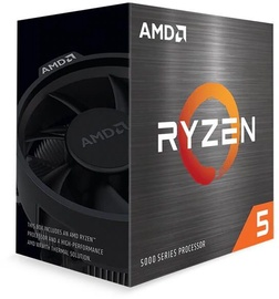 Процессор AMD Ryzen 5 5600X 3.7GHz