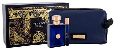 Versace Pour Homme Dylan Blue 100ml EDT + 100ml Shower Gel + Bag