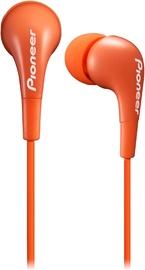 Pioneer SE-CL502 In-Ear Headphones Orange