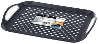 Galicja Plastic Tray Anthracite 45x32cm