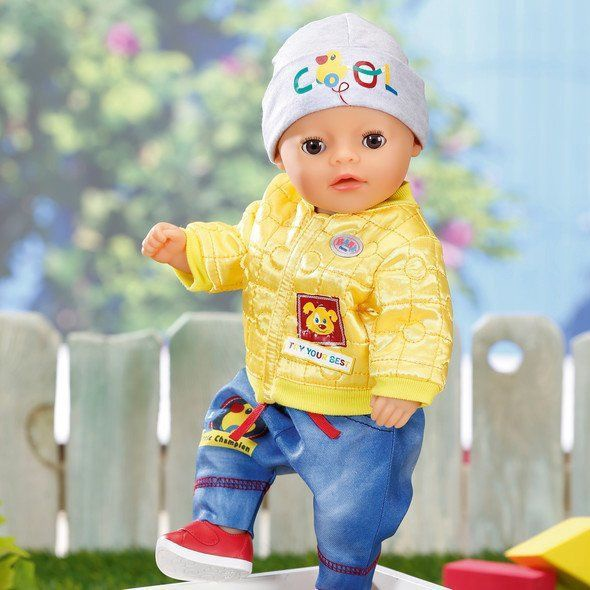 Zapf Creation Baby Born Little Cool Kids Outfit 36cm 827918