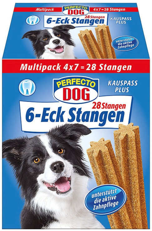Perfecto Dog Snacks Multipack 720g
