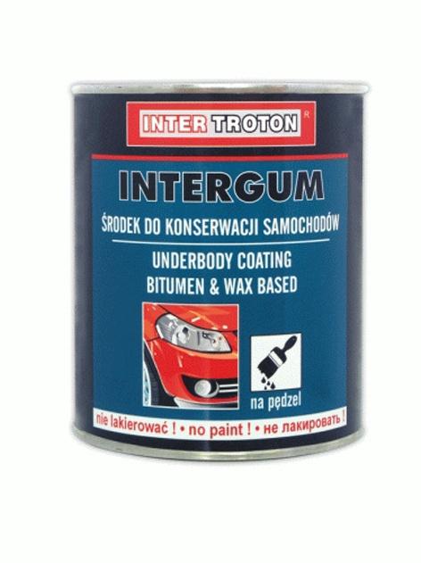 Korrosioonikaitse bituumen Inter-Troton Intergum, 1kg