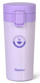 Fissman Double Wall Vacuum Mug 320ml Light Purple