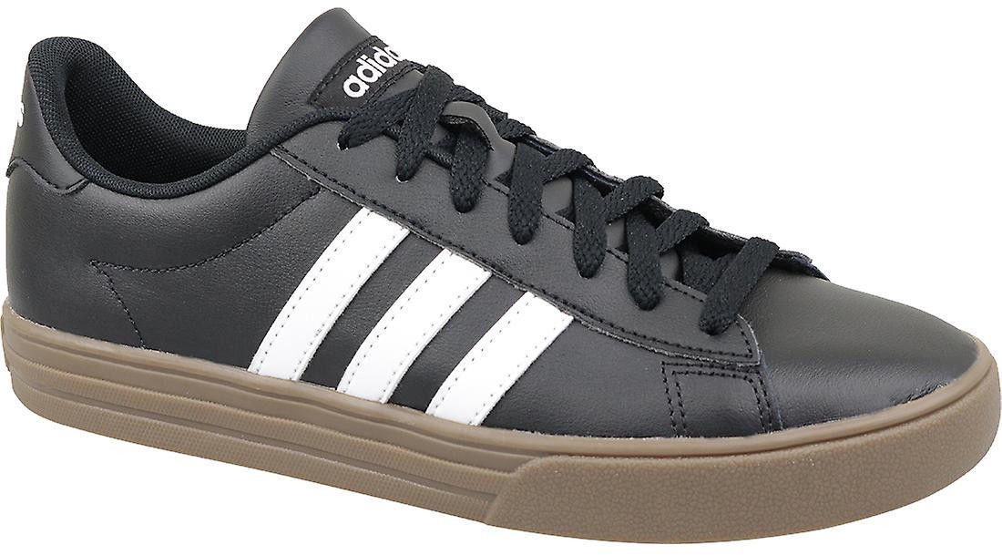 Adidas Daily 2.0 F34468 Black/Brown 42