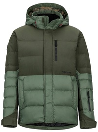 Marmot Mens Shadow Jacket Crocodile/Rosin Green M