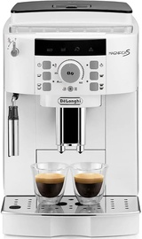 Delonghi Coffee Machine Magnifica ECAM 22.110 White