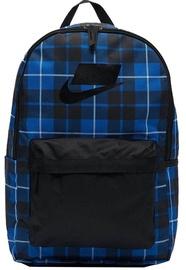 Nike Backpack Hernitage BKPK 2.0 AOP BA5880 011 Blue/Black