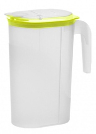 Plast Team Margerit Lemon Jug 1.5l Green