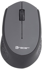 Tracer Mark Wireless Optical Mouse Black