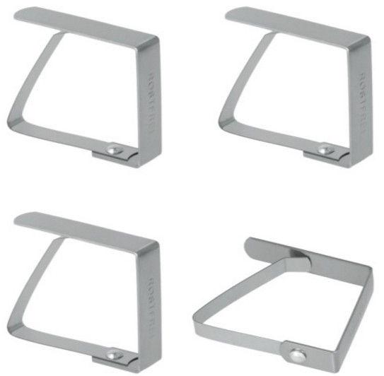 Metaltex Tablecloth Holder Set 4pcs