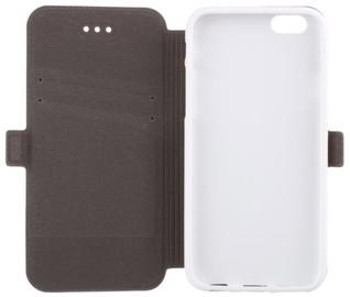 Telone Super Slim Shine Book Case Apple iPhone 6 White