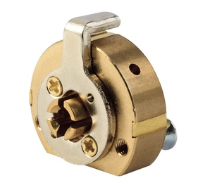 Kale Kilit 164/F3 Lock Cylinder 24mm Brass