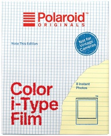 Polaroid Color i-Type Film Note This Edition