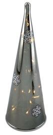 Mondex Santa Lila Decorative Cone 25cm