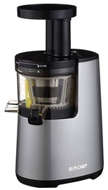 BioChef Atlas Slow Juicer Silver