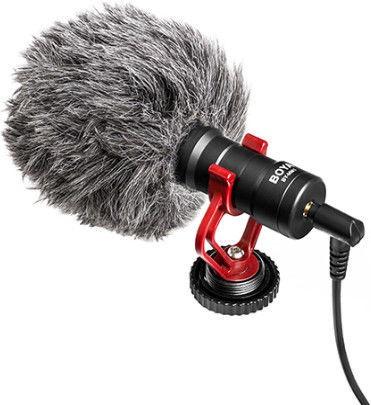 Boya Shotgun Microphone BY-MM1