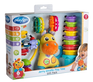 Интерактивная игрушка Playgro Jerry Giraffe Play Time Gift Pack 0187223