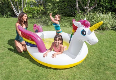 Intex Mystic Unicorn Spray Pool 57441NP