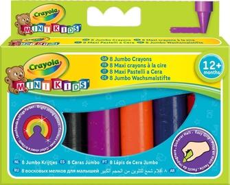 Crayola Jumbo Crayons 8pcs