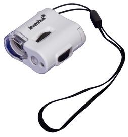 Levenhuk Zeno Cash ZC2 Pocket Microscope White