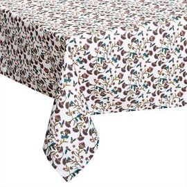 JJA Nappe Tablecloth w/ Pattern 140x240cm 163930D