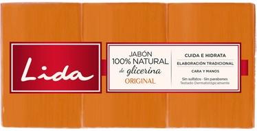 Lida Soap 3x125g Original
